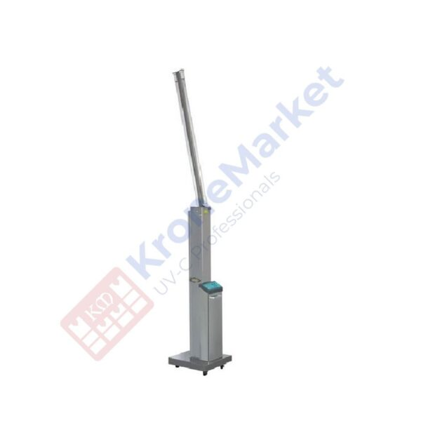 UVC germicidal lamp - KMK-L-9 with 2 tubes