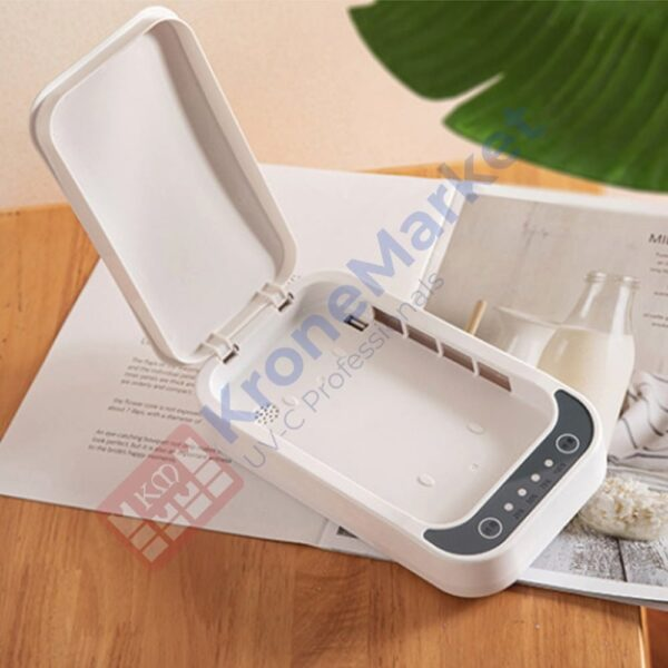 KMK-5 UVC telefon sterilizáló doboz