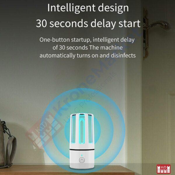 UVC sterilizer with smart timer KMK-A4
