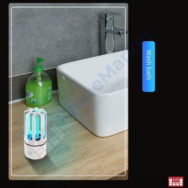 Sterilizator pentru baie UVC KMK-A4