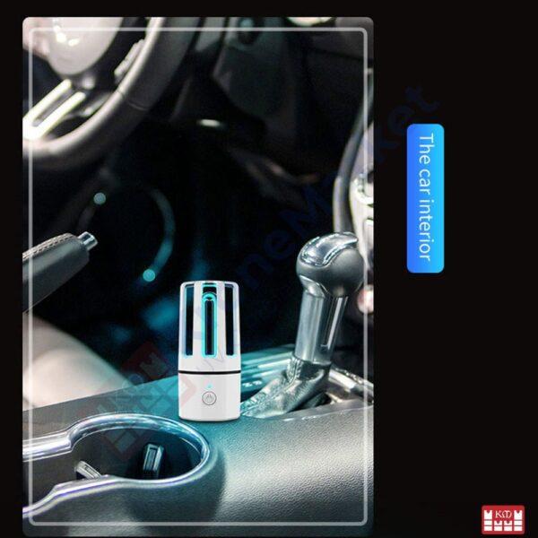 Locuri de acțiune dispozitiv Lampă UVC KMk-A4