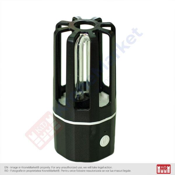 Design minimalist, compact lampă UVC portabilă KMK-A4